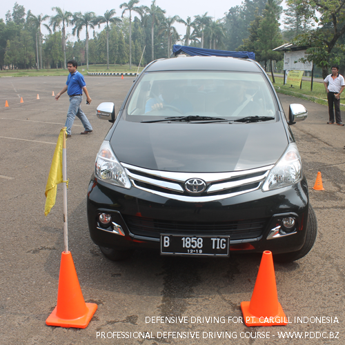 DEFENSIVE DRIVING FOR PT. CARGILL INDONESIA
